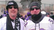 Ravens fans head to New England for revenge against the Patriots