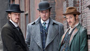 'Ripper Street' preview -- 1st 3 minutes