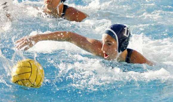 Crescenta Valley's Katie Benson scored three of the Falcons' season-high 28 goals.