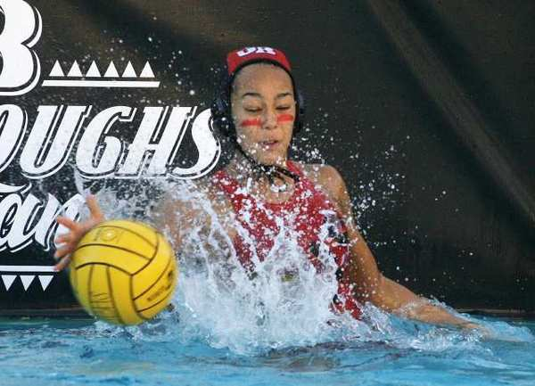 Burroughs' senior goalkeeper Ahsha Earwood finished with 15 saves, including six in the fourth quarter.