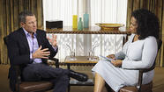 Lance Armstrong tells Oprah that cancer battle made him a 'bully'