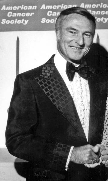 Real estate developer Allan K. Jonas, shown in 1977, was active in the Democratic Party. He and his wife Dorothy helped found the Santa Monica Rape Treatment Center.