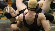 Photo Gallery: Salina Central vs. Derby Wrestling
