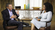 "Tuesday morning on CBS, Oprah Winfrey said that Lance Armstrong ""brought it"" to the interview she had taped with him the day before."