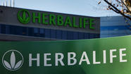 Herbalife headquarters in L.A.