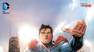 "Superman flies across the Chicago skyline in this year's Chicago Comic and Entertainment Expo poster. The artist is Tony Daniel, a Chicagoan. ""I really wanted to showcase that famous skyline as much as the hero, "" said Daniel, who recently joined the creative team behind ""Action Comics,"" the comic book that introduced the Man of Steel in 1938. C2E2 is scheduled for April 26-28 in McCormick Place. An estimated 40,000 people attended last year's conference."