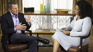Z on TV: Oprah Winfrey brings it, but Lance Armstrong is still on the con