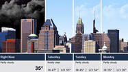 Friday forecast calls for flurries, highs in upper 30s