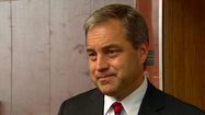Governor Sean Parnell says his new benchmarks for progress on a major gas pipeline must be met before the state talks gas tax rates with companies.