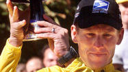 CHICAGO (AP) — He did it. He finally admitted it. Lance Armstrong doped.