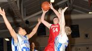 Clark Middle took two of three games from Conkwright in a tripleheader Thursday night at Clark Middle.