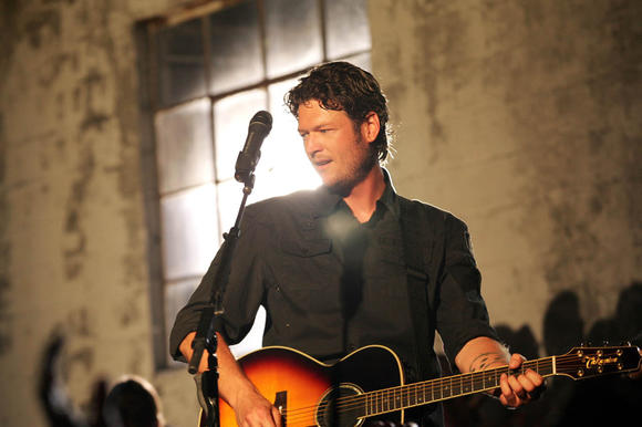 Blake Shelton will be part of the 2013 Country Megaticket at Farm Bureau Live