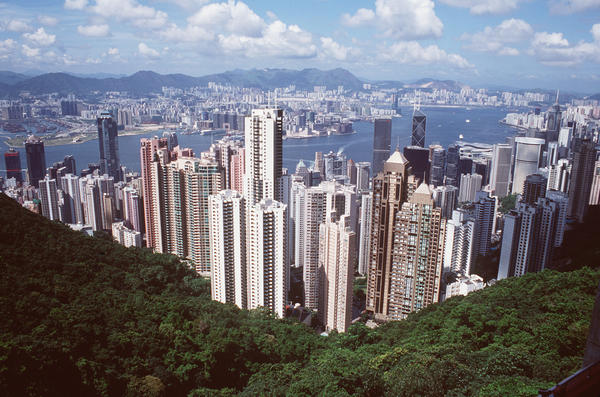 Photo: Hong Kong, China