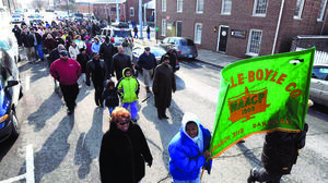 MLK observances set for Monday