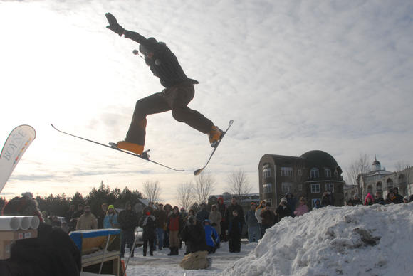 The festival takes place Friday and Saturday, Jan. 18-19, in the Village at Bay Harbor.