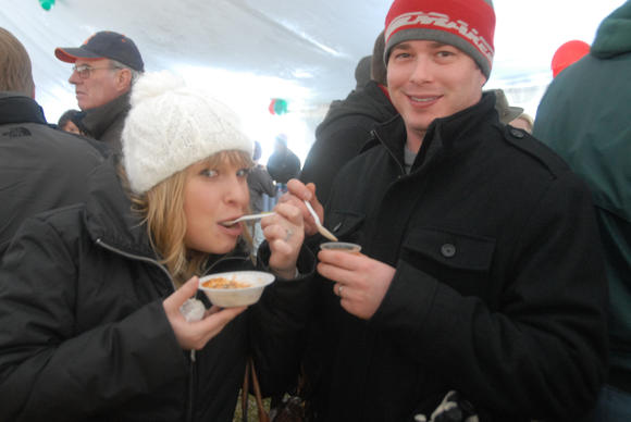 The 2013 Chili Challenge takes place 1-3 p.m. Saturday, Jan. 19, in the Village at Bay Harbor.