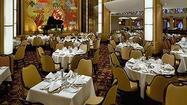 Cruise ships offer more dining options