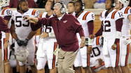 Nearly two months in the making, the overhaul of Virginia Tech football's offensive coaching staff became official Friday. Fans and media began vetting coordinator Scot Loeffler, line coach Jeff Grimes and receivers coach Aaron Moorehead as soon as their names leaked within the past week, so we'll give that peg a rest.