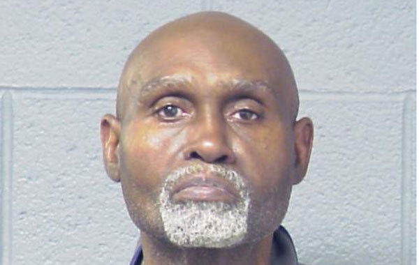 Booking photo of Andrew Gayles