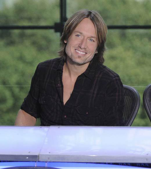 "In between the so-called ""feud"" between the two new female judges and Randy doing his Randy thing, Keith Urban has been a surprisingly good judge so far. He has good critiques and interesting things to say. So at least that's one good new panel member."