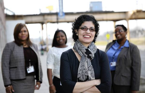"""One of Susana Vasquez's early mentors, Imani Bazzell at the YWCA of the University of Illinois, told her, """"to whom much is given, much is expected."""" The popular paraphrase of a passage from the book of Luke 12:48 stuck with her, and Vasquez says that it still rings true. The actual text from the King James Version of the Bible reads, """"For unto whomsoever much is given, of him shall be much required; and to whom men have committed much, of him they will ask the more."""""""