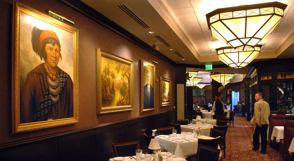 "Capital Grille is located near the Orange County Convention Center at 9101 International Drive.<br><br><a href=""http://findlocal.orlandosentinel.com/listings/capital-grille-orlando"">Get venue details here</a>"