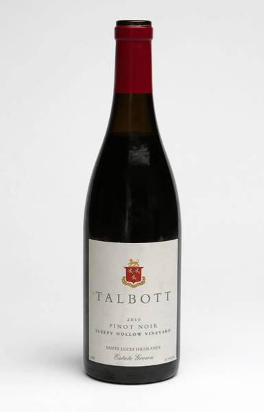 2010 Talbott Pinot Noir 'Sleepy Hollow Vineyard'