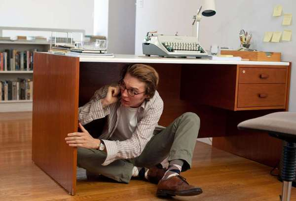 """Paul Dano, on the set of the movie """"Ruby Sparks,"""" has signed on to portray musician Brian Wilson in the upcoming film """"Love and Mercy."""""""