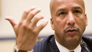 Former New Orleans Mayor C. Ray Nagin, who was the combative and determined face of his city crushed beneath the floodwaters spawned by Hurricane Katrina, has been indicted on bribery and related charges, officials announced on Friday.