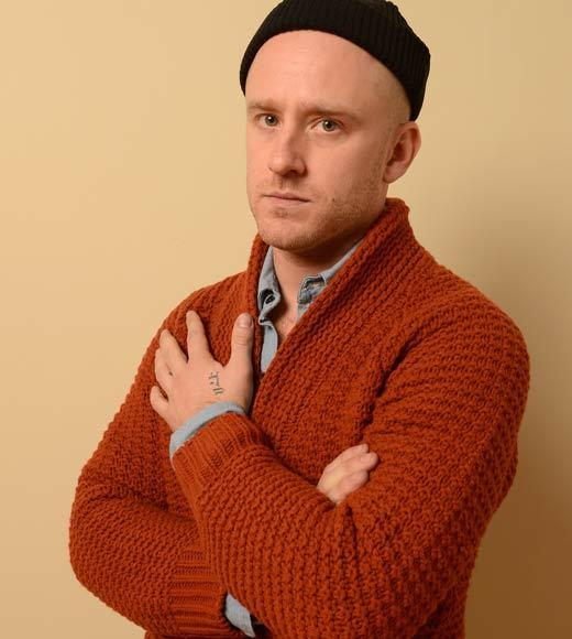 Actor Ben Foster poses for a portrait during the 2013 Sundance Film Festival at the Getty Images Portrait Studio at Village at the Lift.