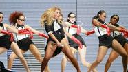 Performance by Beyonce