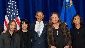 Mexican rock band Mana to perform at Obama's inaugural ball
