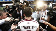 Johnny Manziel's incredible Heisman Trophy season helped generate $37 million dollars in media exposure for Texas A&M according to a study commissioned by the school.