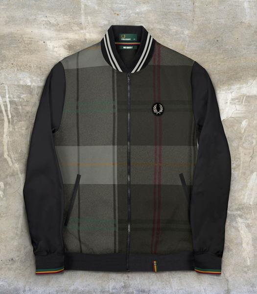 Influenced by their ska and reggae roots, No Doubt has updated three signature silhouettes for sportswear brand Fred Perry.