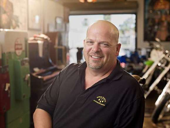"Rick Harrison, star of History's ""Pawn Stars,"" is set to get married."