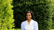 The first lady's signature fashion elements