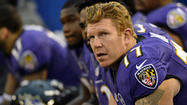 Ravens center Matt Birk 'won't make any decisions' on future yet