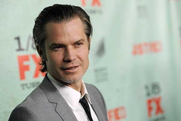 "Timothy Olyphant will be a guest on ""Conan"""