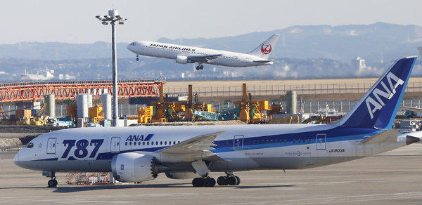 Boeing expresses confidence in Dreamliner