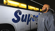 Bus companies scramble to handle Ravens game, inauguration