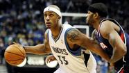 The Lakers have reportedly shown interest in Minnesota Timberwolves forward Dante Cunningham.