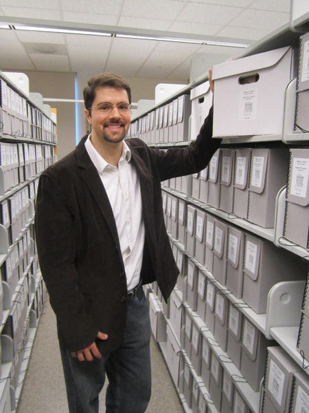 Mark Levitt is the director of archives at the Robert C. Byrd Center for Legislative Studies at Shepherd University.