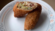 Egg rolls made with love
