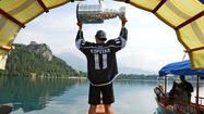 On the road with Lord Stanley's Cup