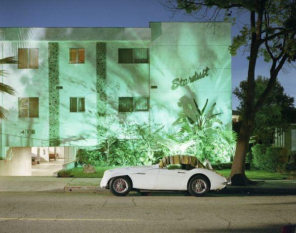 "A photograph from the Tim Bradley series ""California Dwelling"" will be on view at Photo L.A."