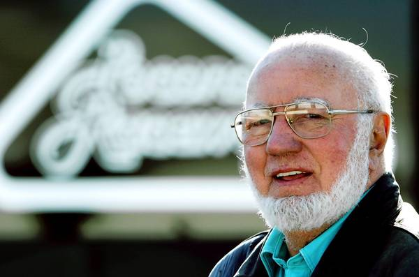 Dr. Joseph Mattioli, the late founder of Pocono Raceway, will be inducted into the Auto Racing Hall of Fame on Saturday