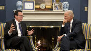 Post-Newtown Legislative Task Force Begins Work; Malloy Talks Gun Control In White House Visit
