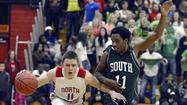 North Vs. South Boys Basketball