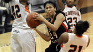 No. 3 McDonogh girls upset No. 1 Archbishop Spalding, 41-40