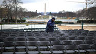 President Barack Obama's second inaugural on Monday is not expected to draw the same number of people to Washington as his historic swearing-in four years ago. However, crowds will still be large, security will be tight and organizers are warning visitors to allow extra time get to the U.S. Capitol. Here are a few logistical details:
